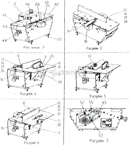 Иэ-6009 а 4. 2 станок деревообрабатывающий могилев инструкция.
